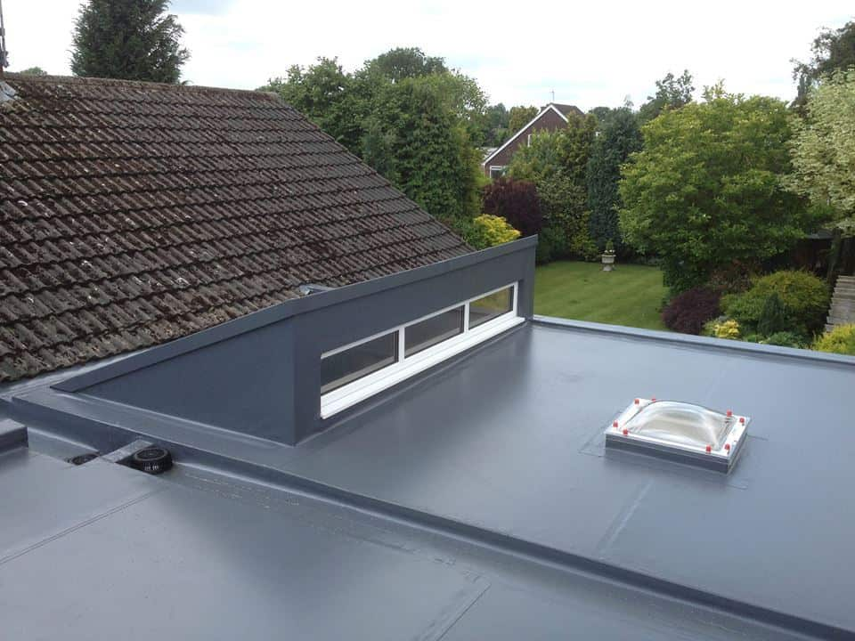 Flat Roofing For Homes Amp Extensions Pvc Roofing Specialists