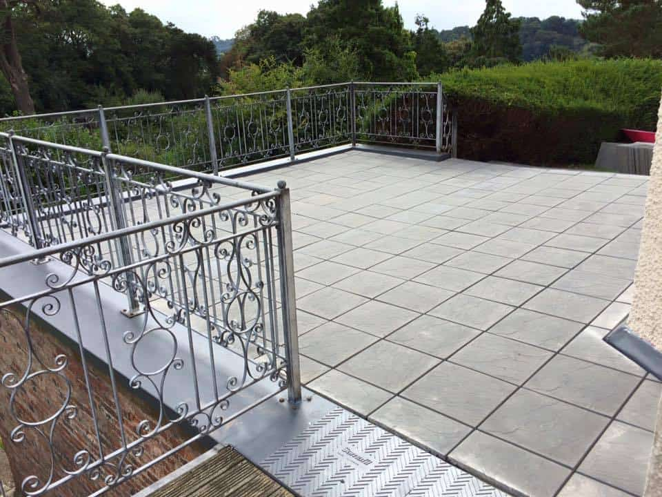 Single Ply Solutions For Balconies Amp Roof Terraces