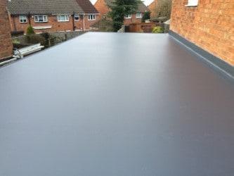 Garage roofing