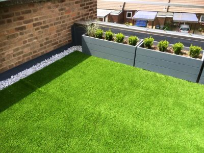 roof terrace flat roofing