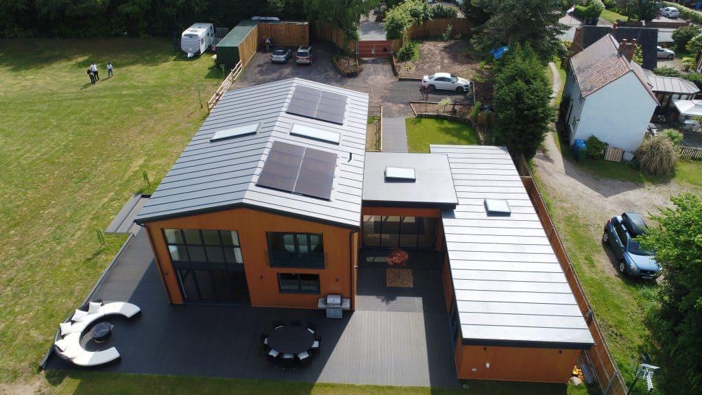 Sarnafil Single ply roof